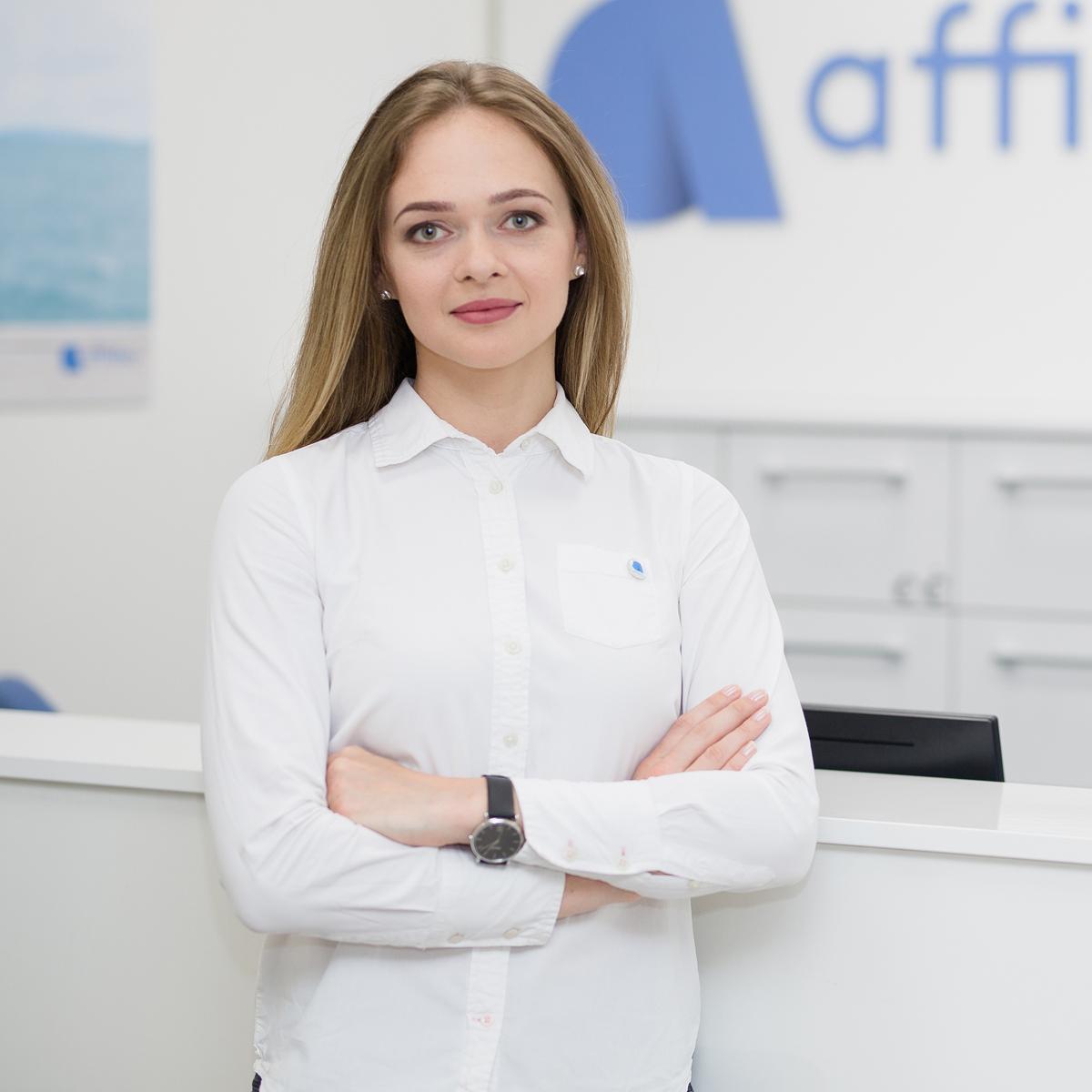 Meet Agnė Melvidaitė