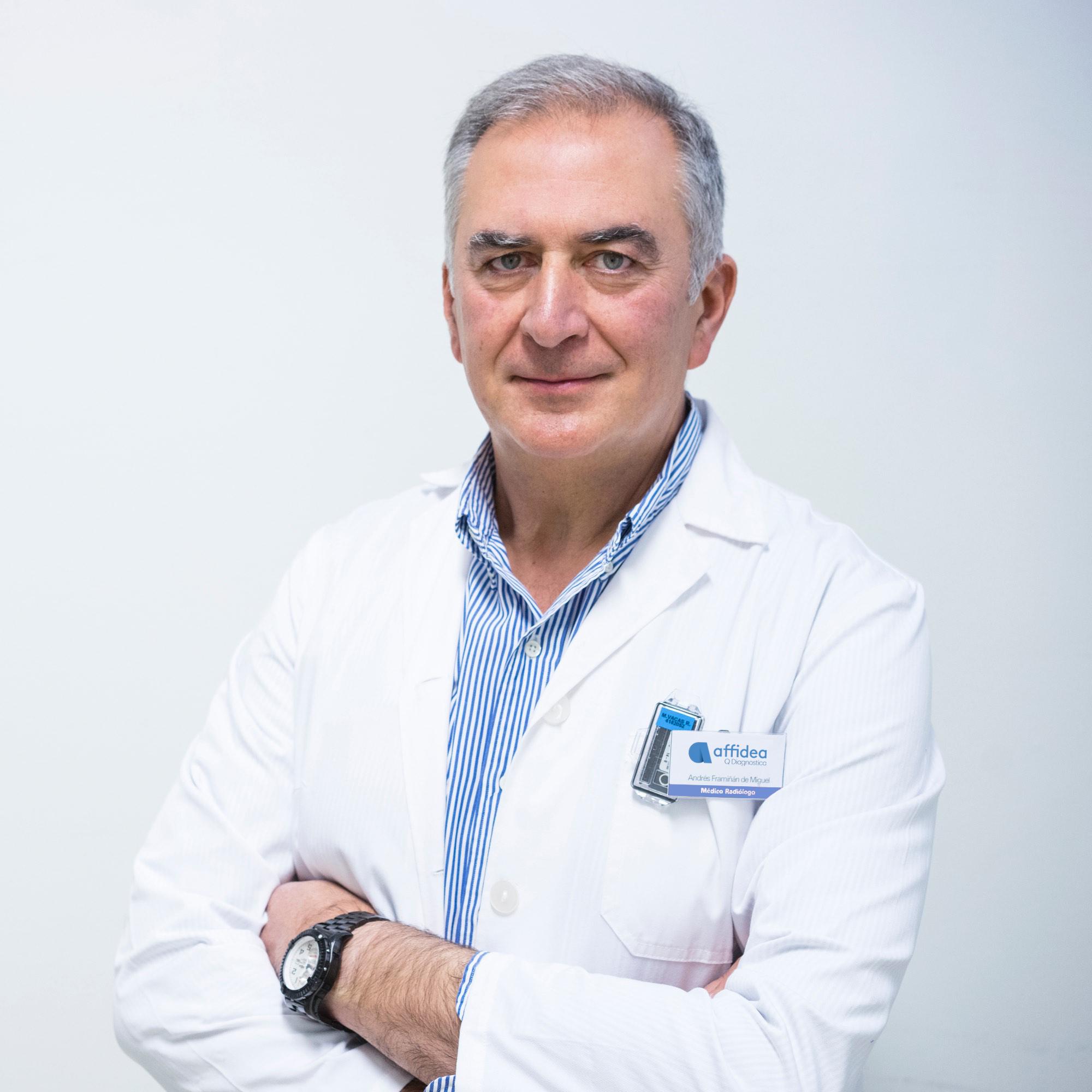 Meet Dr. Andrés Framiñan