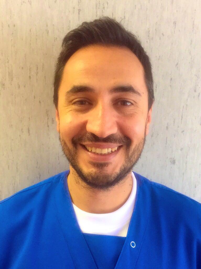 Meet Dr. Domenico Italiano