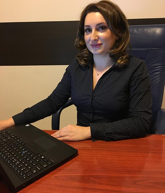 Meet Mihaela Stefanescu