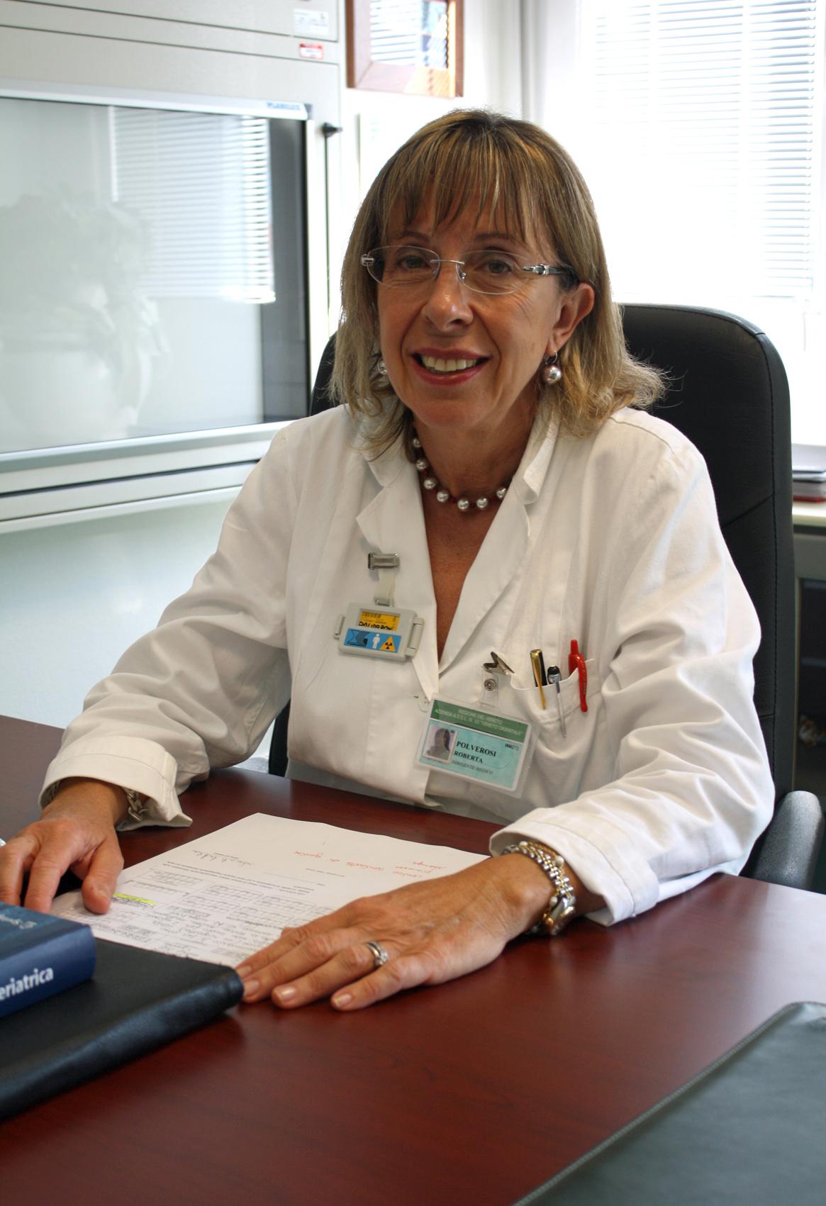 Meet Prof. Roberta Polverosi